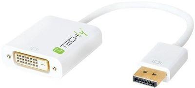 Display Port 1.2 Adapter (mannetje) naar DVI-D (vrouwtje)