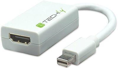 Mini Display Port 1.1 Adapter (mannetje) naar HDMI
