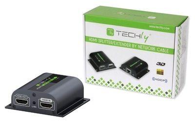 HDMI Extender over UTP tot 60M (1080P)