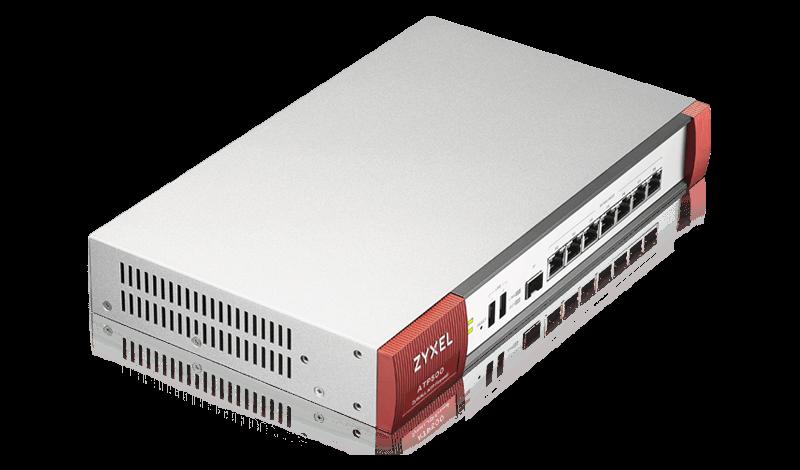 ZyXEL ATP 7 Gigabit user-definable ports, 1*SFP, 2* USB with 1 Yr Bundle