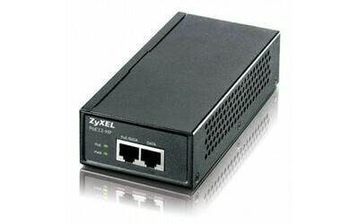 Zyxel PoE12-HP Single Port 802.3at PoE Injector