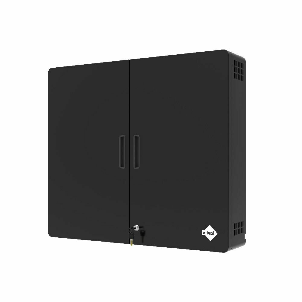 Safelock16 Tablet Locker - Wandmontage