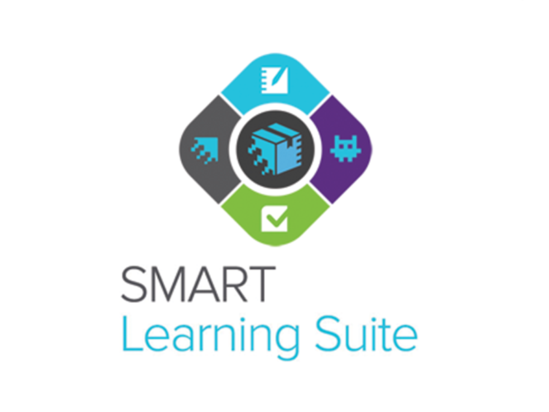 SMART Learning Suite 2 year subscription (1 licentie = 4 gebruikers)