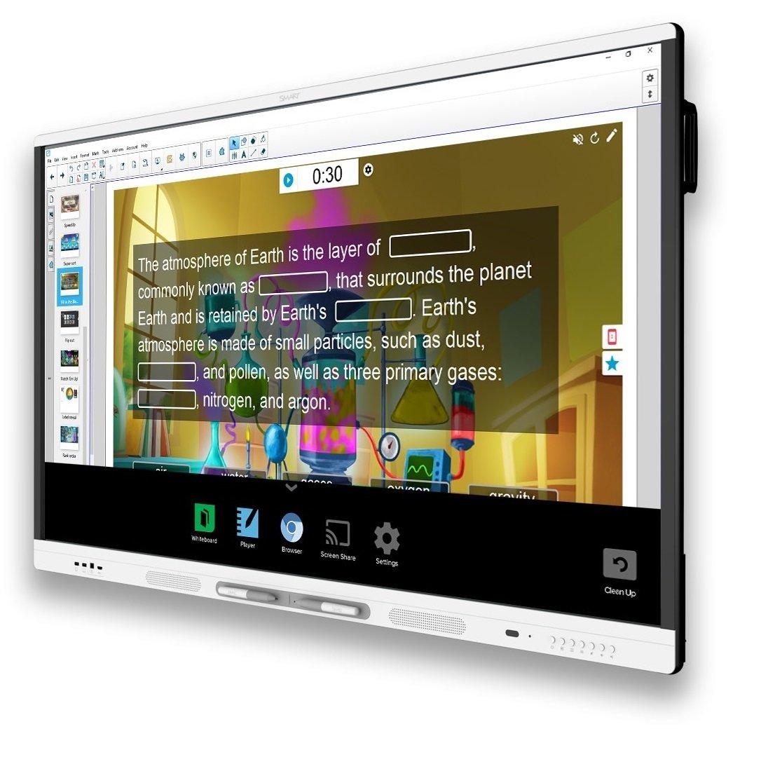 SMART Board MX275-V2 Interactive display 75