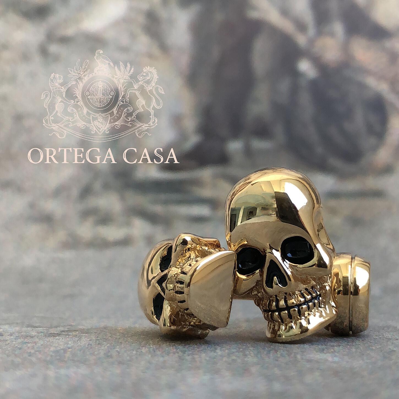 Cufflinks Skull