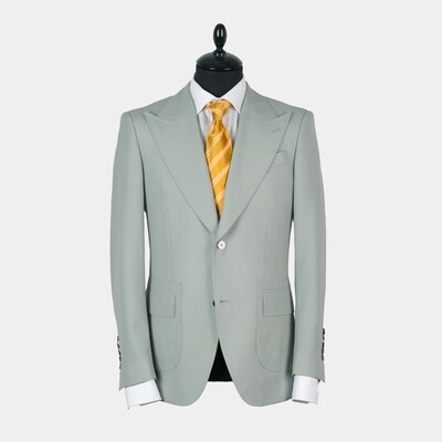 Single breasted suit. Dallas collection