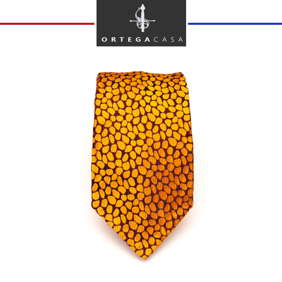 "Галстук ""Gold"", коллекция La Leyenda"