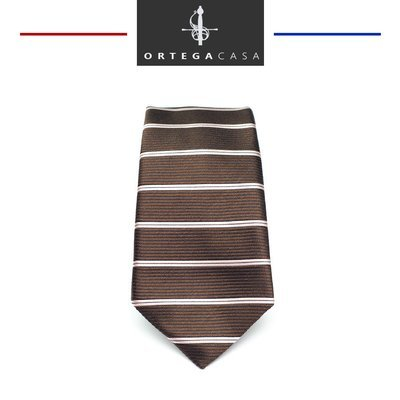 Коричневый галстук Puerto Rico