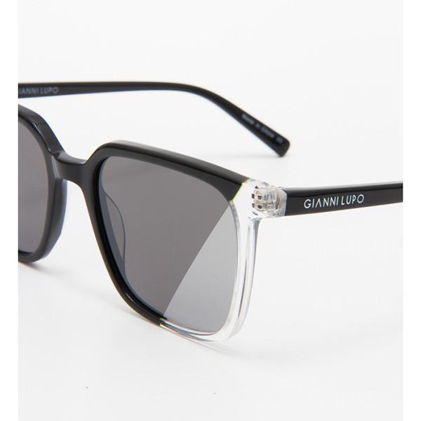 Солнцезащитные очки с двухцветными линзами. Gianni Lupo