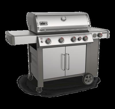 Weber-Genesis® II S-435 Gas Grill -Stainless Steel