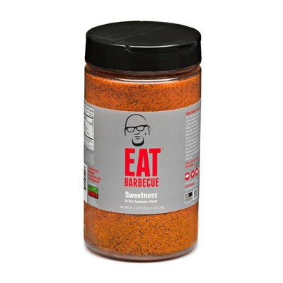Eat BBQ- Sweetness Rub-27 oz
