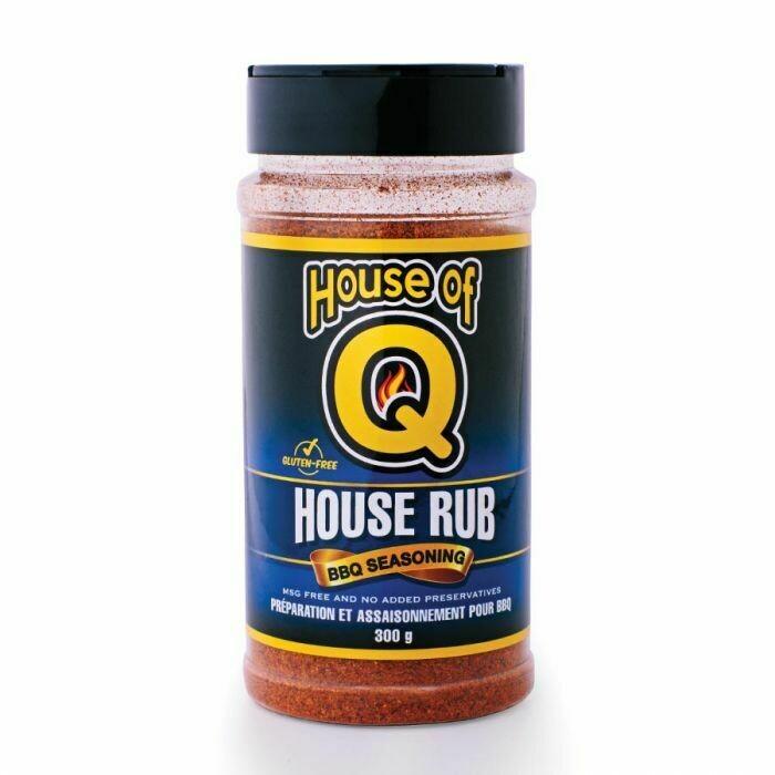 House of Q- House Rub 5.25 oz