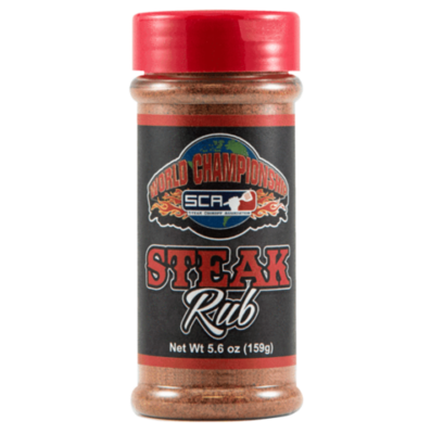 Steak Cookoff Association Steak Rub