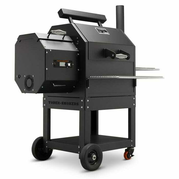 Yoder Smokers- YS 480s Standard Cart