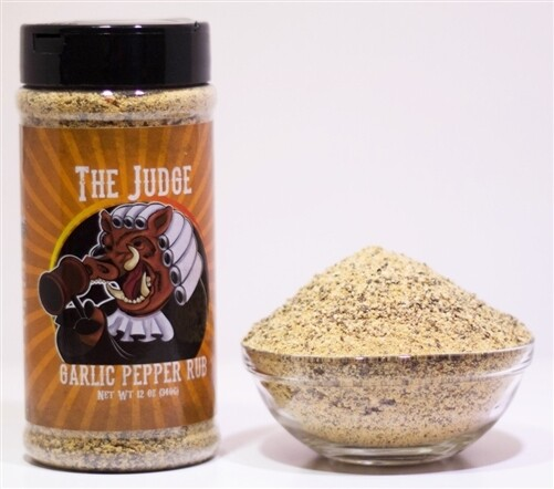 The BBQ Superstore- The Judge Rub