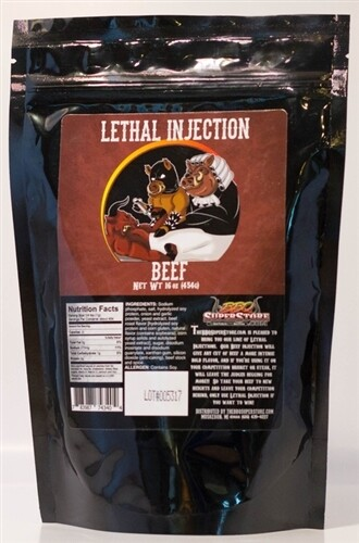 The BBQ Superstore- Lethal Injection