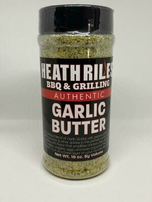 Heath Riles- Garlic Butter Rub