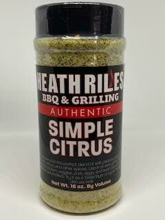 Heath Riles- Simple Citrus Rub