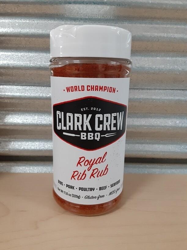 Clark Crew BBQ- Royal Rib Rub