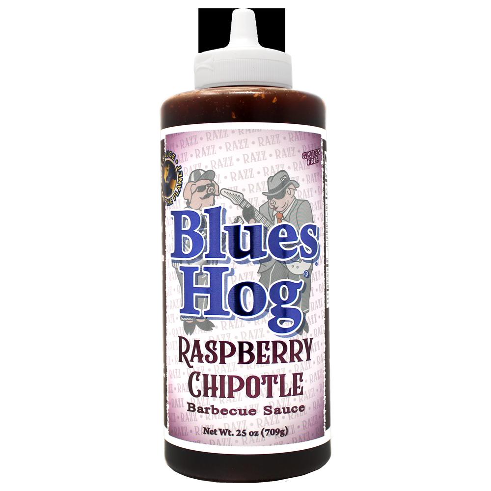 Blues Hog Raspberry Chipotle Squeeze Bottle