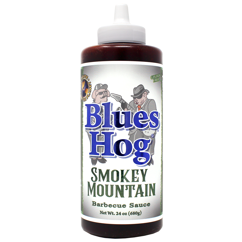 Blues Hog Smokey Mountain Sauce Squeeze Bottle