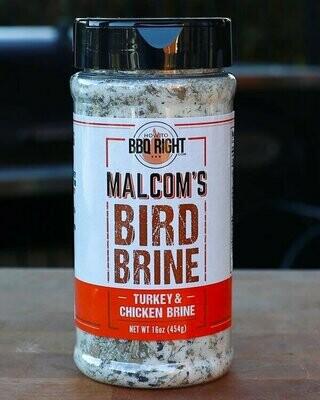 Malcom Bird Brine