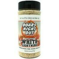 Boars Night Out White Lightning Spicy