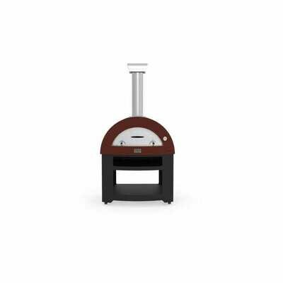 Alfa Allegro Wood Fired Pizza Oven with Base