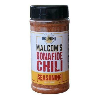 MALCOM'S BONAFIDE CHILI SEASONING