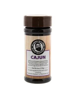 Bearded Butcher- Cajun 6 oz Rub