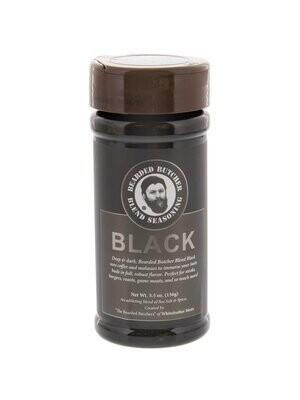Bearded Butcher- Black Rub 6oz
