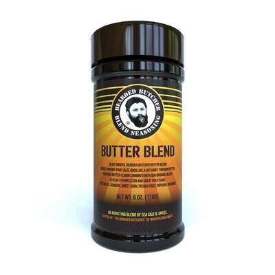 Bearded Butcher- Butter Blend 6 oz Rub