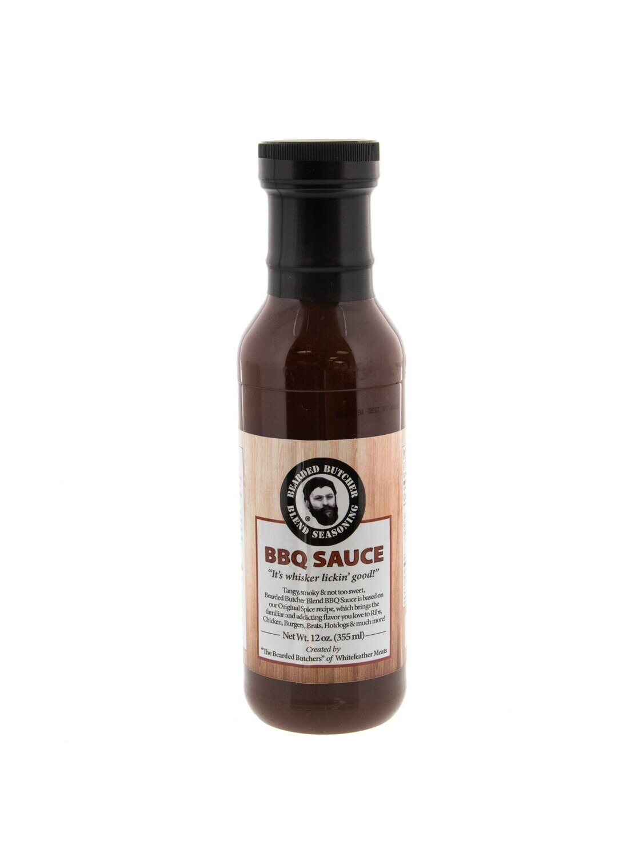 Bearded Butcher- BBQ Sauce 12oz