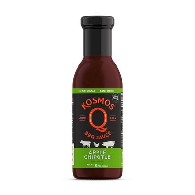 Kosmos Sweet Apple Chipotle BBQ Sauce