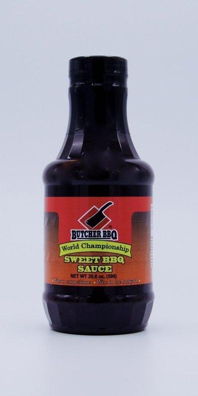 Butcher BBQ Sweet sauce