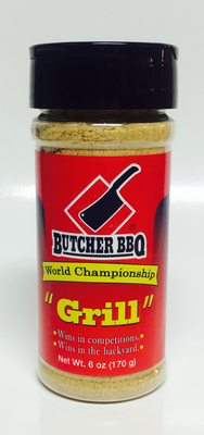 Butcher BBQ Grill Seasoning