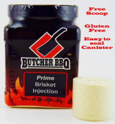 Butcher BBQ Prime Brisket Injection