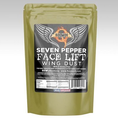 Kosmos SEVEN PEPPER WING DUST 8oz