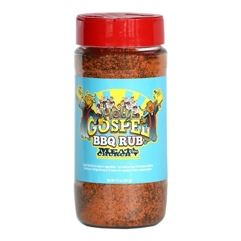 Meat Church The Holy Gospel BBQ Rub