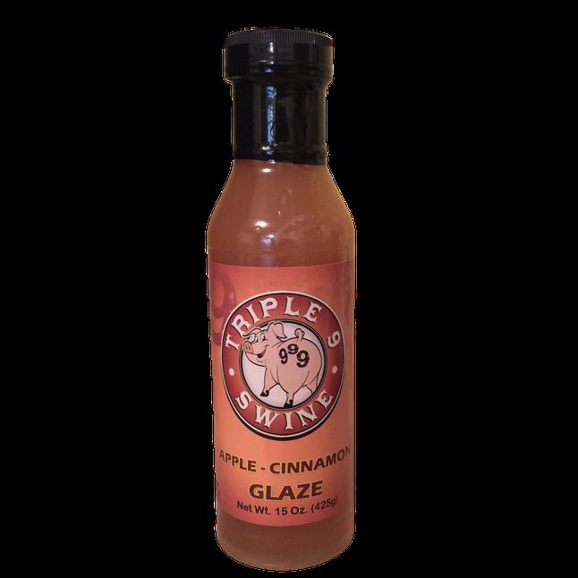 Triple 9 Swine Apple Cinnamon Glaze