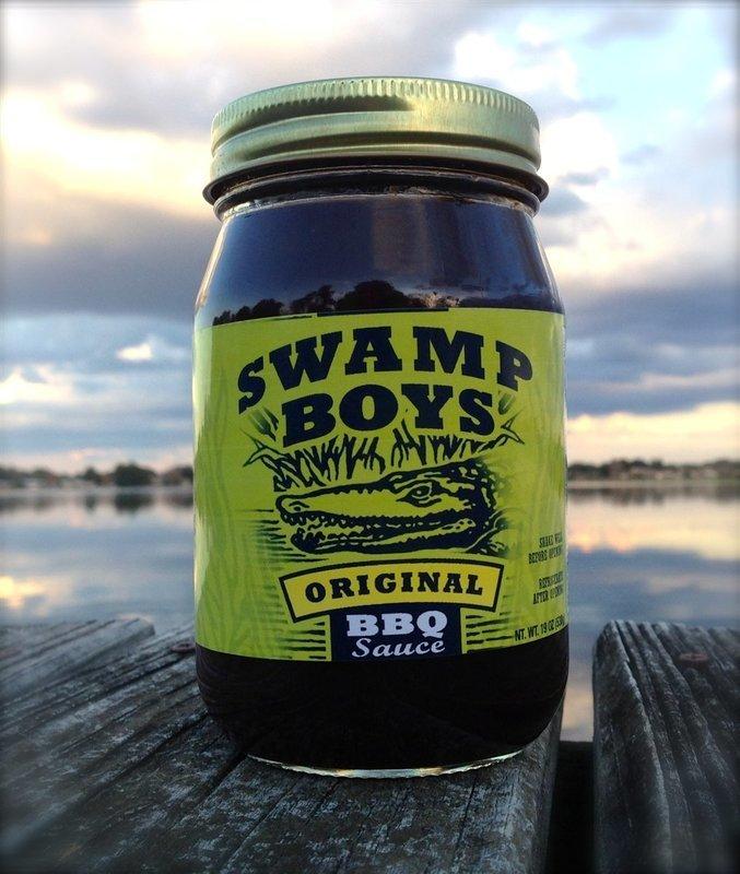 Swamp Boys Original BBQ Sauce Pint