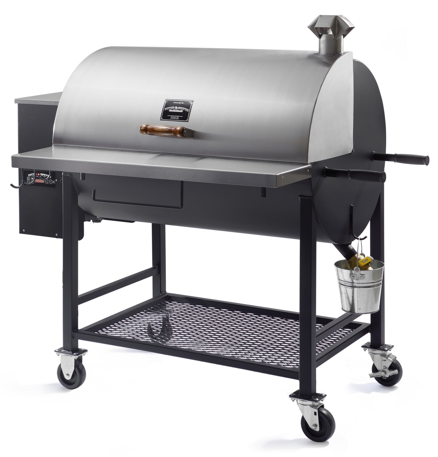 Pitts & Spitts Maverick 1250 Wood Pellet Grill
