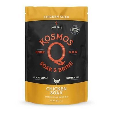 Kosmos Chicken Soak Brine