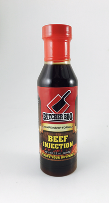 Butcher BBQ Beef Injection