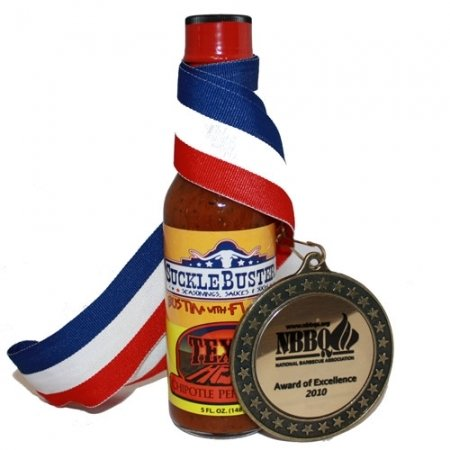 SuckleBusters Chipotle Pepper Sauce 5oz