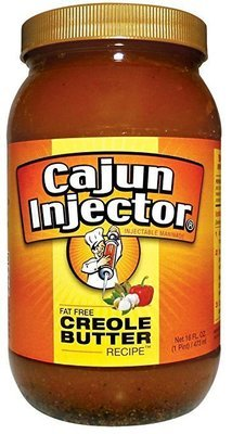 Cajun Creole Butter Injection