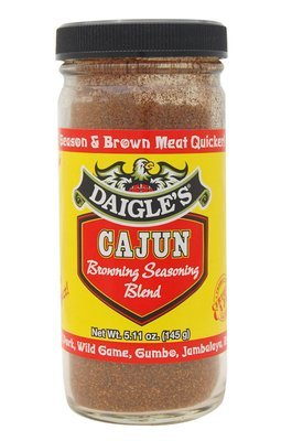 Daigle's Cajun Browning Seasoning Blend 5.11 oz
