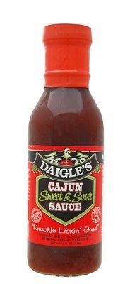Daigle's Cajun Sweet&Sour Sauce 12 oz