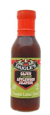 Daigle's Cajun Sweet Applewood Jalapeno