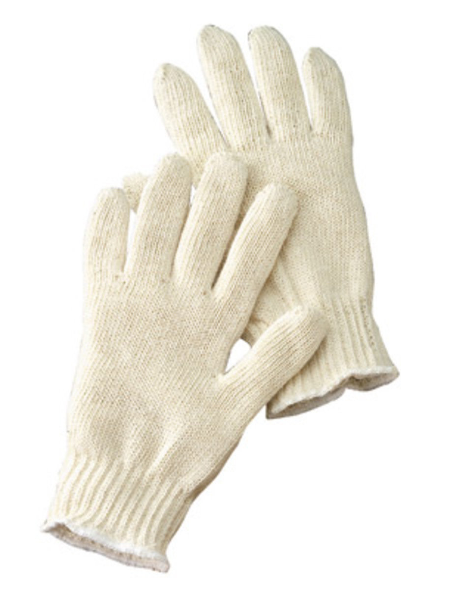 Cotton Gloves-12pk